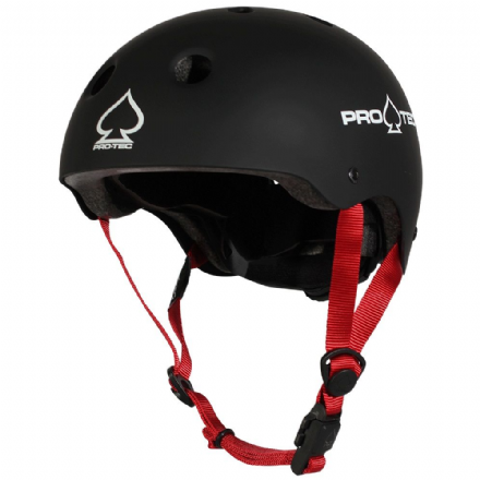 Pro-Tec JR Classic Fit Certified Helmet Matte Black Small
